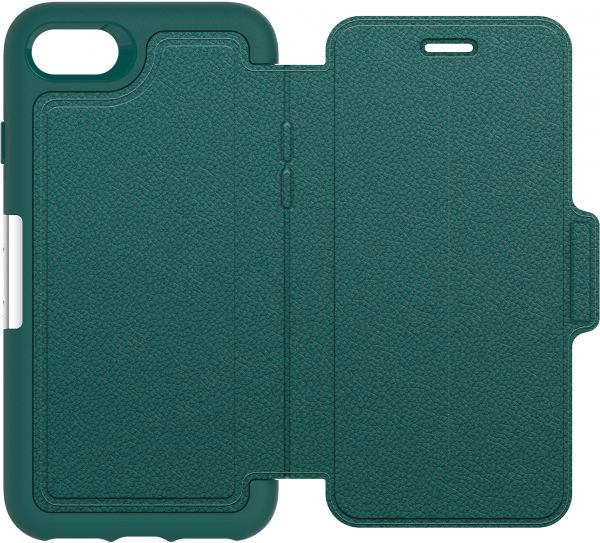 cozy fresh ee72d de39a OtterBox Strada Series Folio Case for Apple iPhone 7/8 - Pacific Opal,  77-53976
