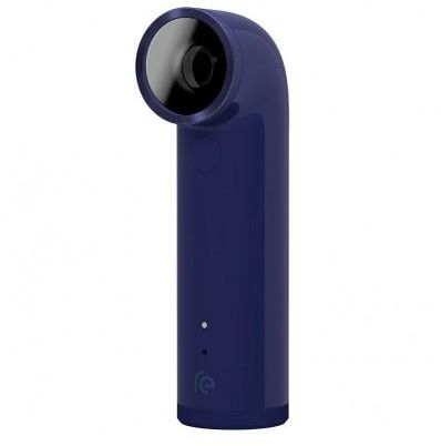 HTC Re Pike Wide Angle Water Proof Camera- BLUE