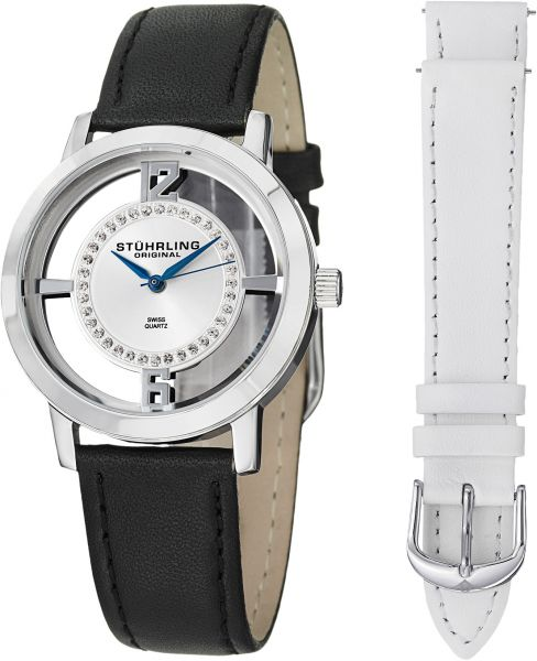 how to adjust stuhrling watch band