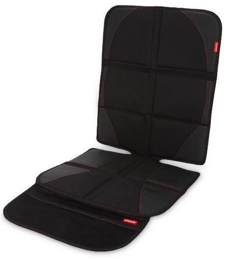 Child Baby Car Seat Protection Cover Black