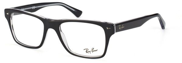 3635fdf5f RAY BAN Medical Glasses for Men ,Size 52 , 5287, 52, 203452 Price in ...