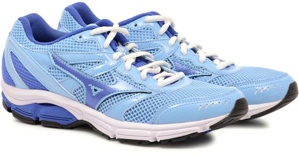 Women Wave 2 Impetus احذية Shoes Eu 40 For Mizuno Running Blue WBYAqRqw