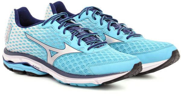 2a154e774591 Mizuno Wave Rider 18 Running Shoes for Women - 42.5 EU, Blue Price ...