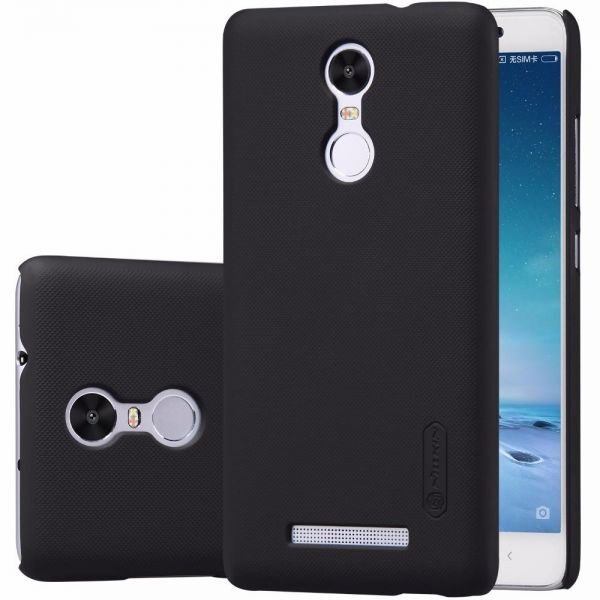 Nillkin Super Frosted Shield Hard case Cover with Scree.