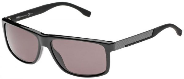 c7284d6172 Hugo Boss Rectangular Men s Sunglasses - BOSS 0637 S-HXE-60-NR Price ...