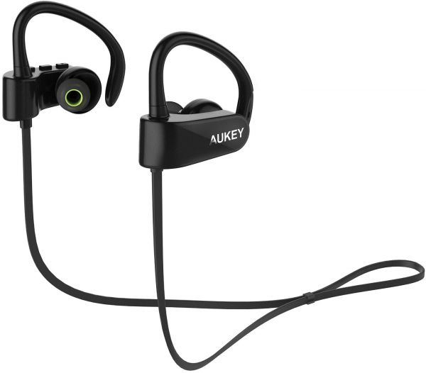 Aukey Ep B22 Bluetooth Headphones Wireless Stereo Headset With