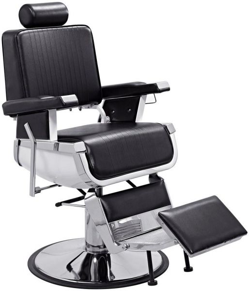 Prime Lulu Cosmetics A8001 Black Barber Chair Pabps2019 Chair Design Images Pabps2019Com