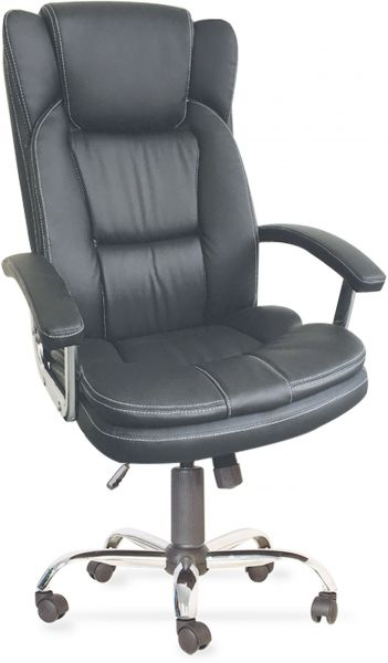 Office Chair With Wheels, Black,HC101