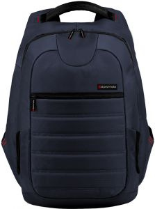 a7c45bcb3d Promate Zest Multifunction Backpack for Laptops with Multiple storage for  Laptops upto 15.4 Inch - Blue