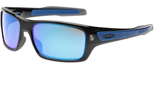 cc288ae9970 Oakley Rectangle Unisex Turbine Sunglasses - 009263-05 - 65-17-132 ...