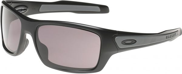 e161f165ce0 Oakley Rectangle Unisex Black Turbine Sunglasses - 009263-05 - 65-17 ...