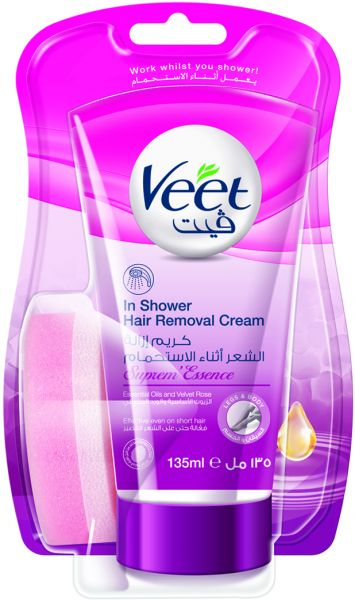 How Does Veet In Shower Hair Removal Cream Work
