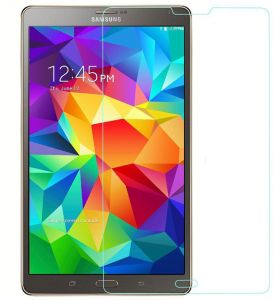 Tempered Glass Screen Protector By Ineix For Samsung Galaxy Tab S 8.4 (SM- T700) , 8.4 Inch