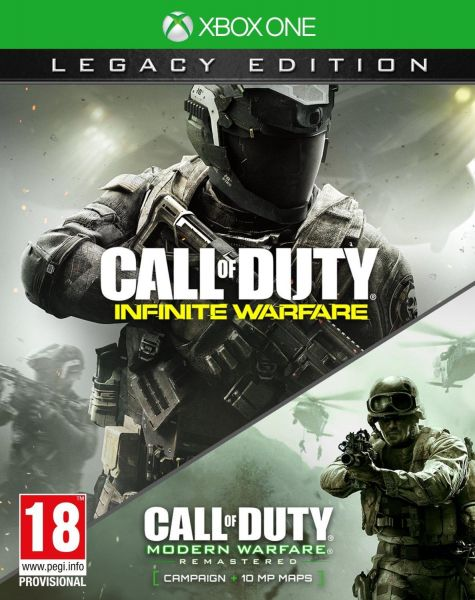 Call of Duty: Infinite Warfare Legacy Edition Xbox One by Activision Publishing