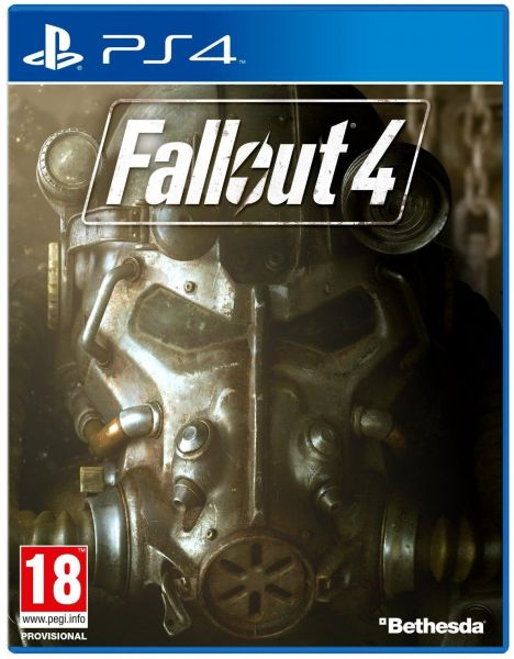 Fallout 4 PlayStation 4 by Bethesda