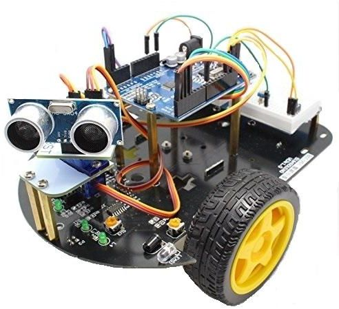 Souq diy arduino obstacle avoiding smart robot car kit uae this item is currently out of stock malvernweather Images