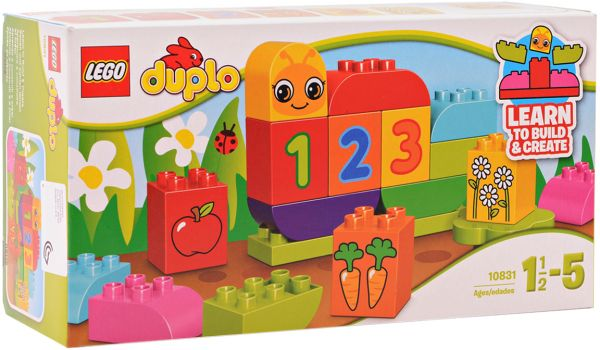 Lego Duplo Learn to Build and Create Construction, Building Sets and ...