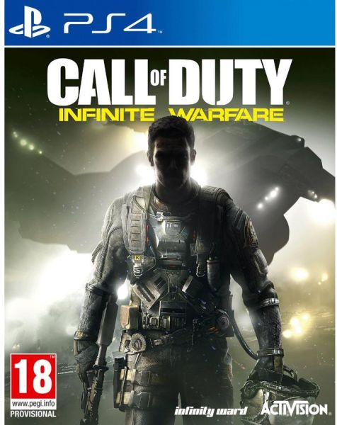 نتيجة بحث الصور عن ‪   Call of Duty: Infinite Warfare III playstation 4‬‏