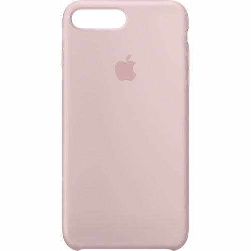 best service e7a80 6eac4 Apple iPhone 7 Plus Silicone Case - Pink Sand, MMT02 | Souq - Egypt