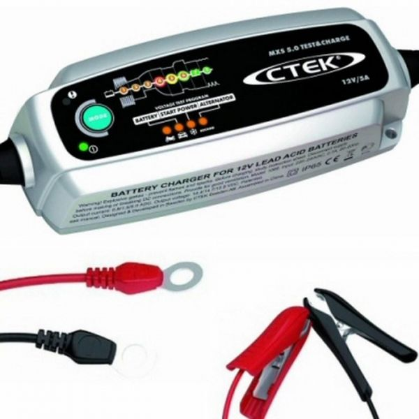 ctek mxs 5 0 test charge battery charger souq uae. Black Bedroom Furniture Sets. Home Design Ideas