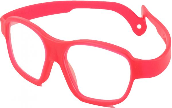 Solo Bambini Oval Unisex Frame - Scout - 45-15-120mm, Watermelon Red