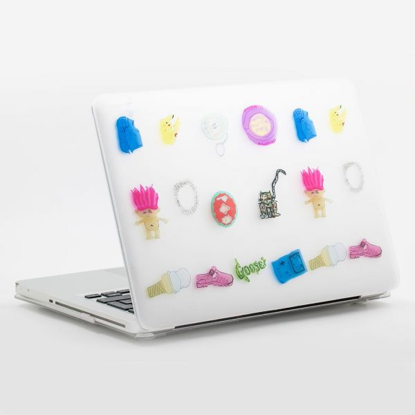 low priced 27d58 87f05 Iorigin Apple Macbook Air 13-inch Laptop Case, Soft-touch Plastic ...