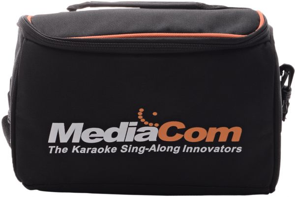 Mediacom Multi Purpose Carry Bag, Black | Carry Cases | kanbkam com