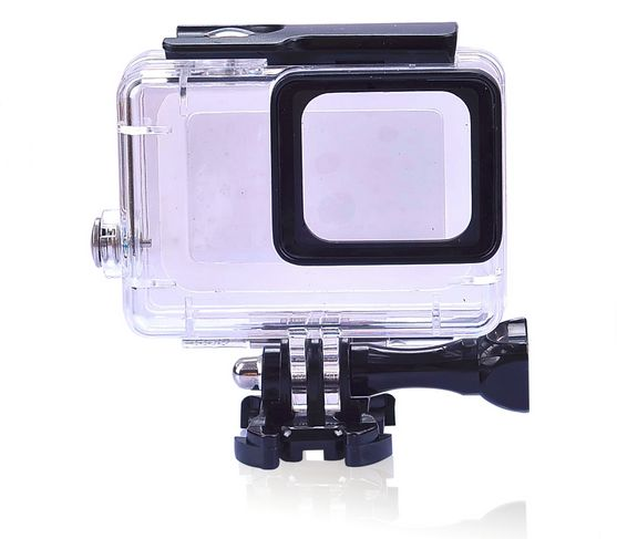 Gopro 45M Waterproof Housing Case Mount Hero 5 For With Black Edition
