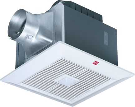 Motion Censor Operated Ceiling Mounted Exhaust Fan (kdk)