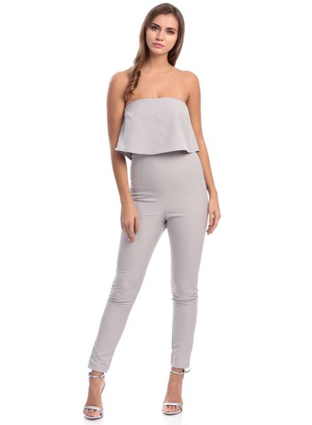 f2334949a31 Buy MISSGUIDED M9901368 Solid Jumpsuit for Women