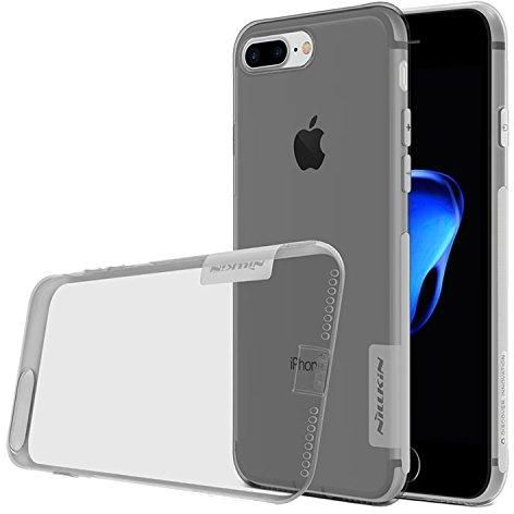 Buy NILLKIN NATURE TPU BACK COVER FOR iphone 7 PLUS GREY in Egypt