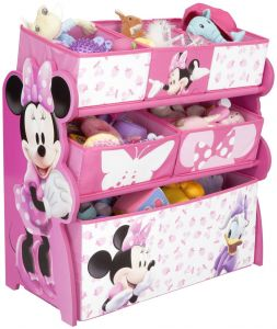 Buy Delta Children Disney Mickey Mouse Multi Bin Toy Organizer