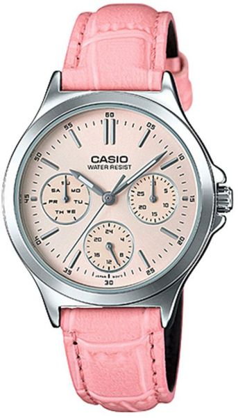 Casio Watch LTP-V300L-4A for Women Price in Kuwait | Souq