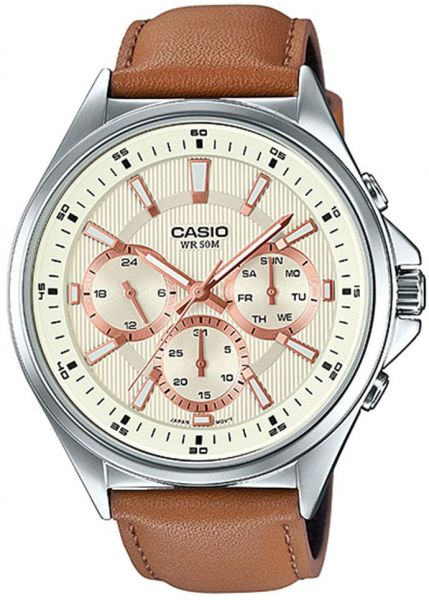 Casio Watch MTP-E303L-9A for Men Price in Egypt | Souq