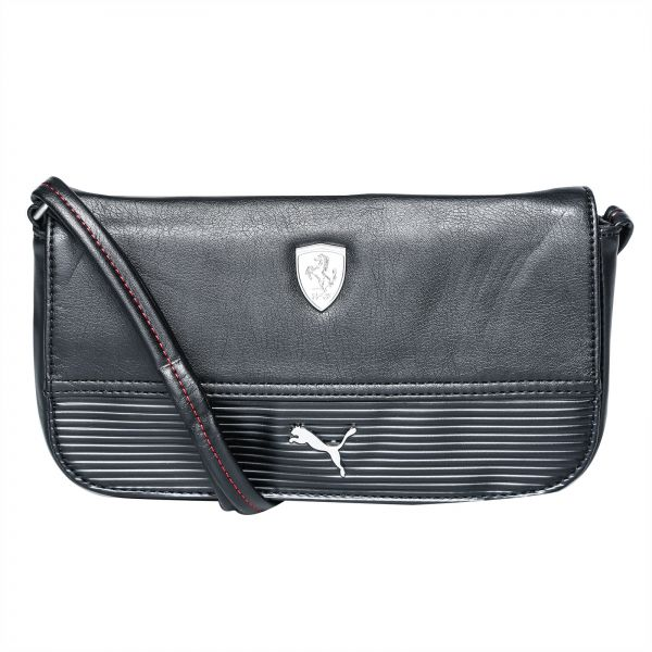 c53a4ade1e Puma Ferrari LS Crossbody Bag for Men - Black Price in Saudi Arabia ...