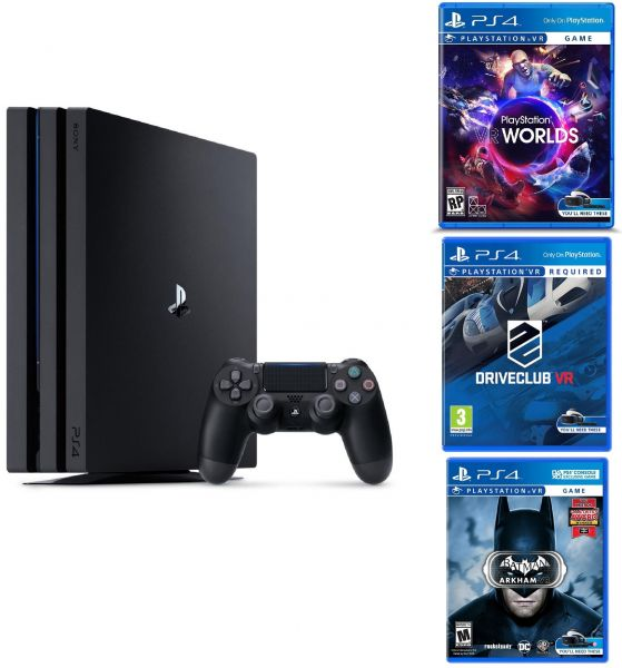 Sony Games For Ps4 : Souq sony playstation pro tb psvr games uae