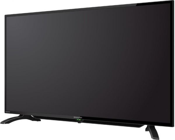 SHARP 40 Inch LED Standard TV Black - LC-40LE2800X
