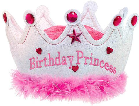 6a03e803829 Amscan Princess Crown - 251011