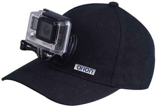 a287ae544ef For Gopro Hero 4 - Orion Handsfree Camera Hat P-Cap Head Mount Video ...