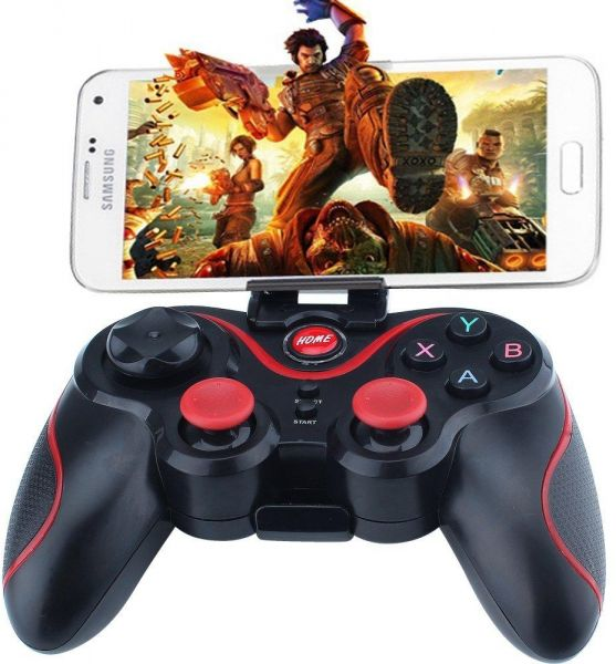 Wireless Bluetooth Game Joystick Controller Gamepad for iPhone iPad Android  PC