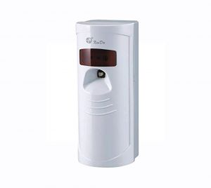 perfume dispenser with timer