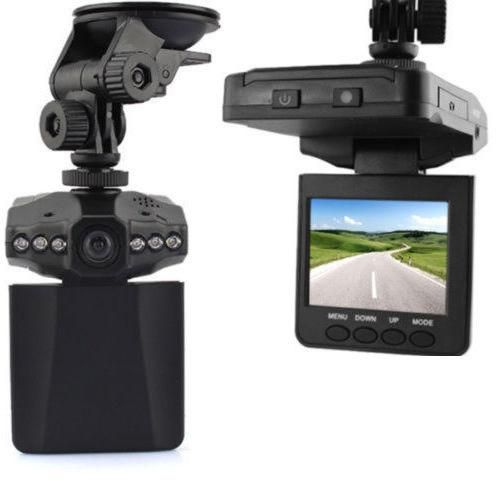 For All Models Nissan Toyota Honda Range Rover And for More Model 2 5 Inch  Night Vision Camera Full HD Video Up To 32 Gb Sd Card Supported Black