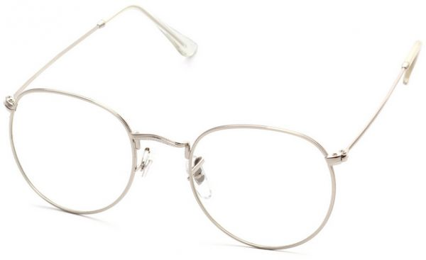 a6cdf4a0d8 Men and women round retro glasses eyewear - metal frame