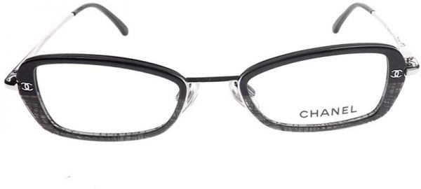 Chanel Mod 2158 Col 428 Size 48 Women Optical Frames Made in Italy ...