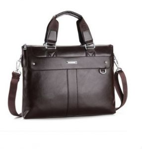 5c810c1c8eb5 Men s Leather Shoulder Bag Leisure Bag Fashion Business Bag Document Bag