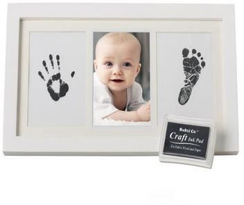 Baby Handprint And Footprint Frame Package Baby Prints Photo