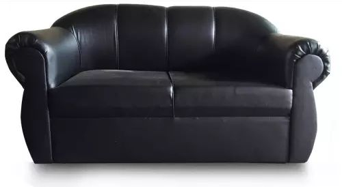 2 Seater Sofa Seat With Pvc Leather Finish