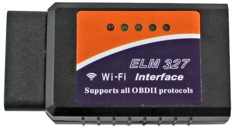 ELM327 WiFi OBD2 Car Diagnostics Scanner Scan Tool for iPhone iOS Android &  PC