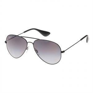c69d0c782d Ray-Ban Aviator Youngster Polarized Gradient Unisex Sunglasses -  RB3558-002 T3