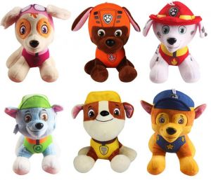 Buy Toys Paw Police Dog Stuffed William Mark Keel Toys Allforpaws